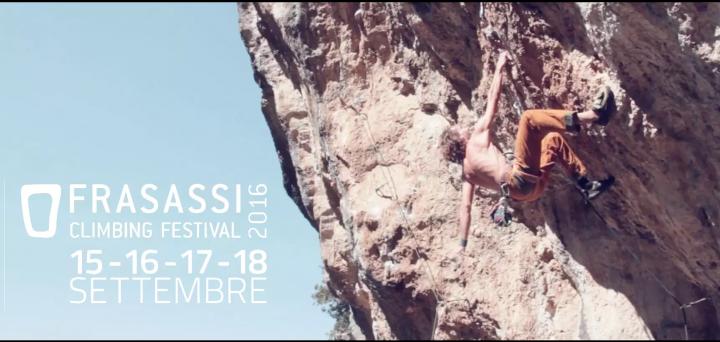 Frasassi Climbing Festival 2016