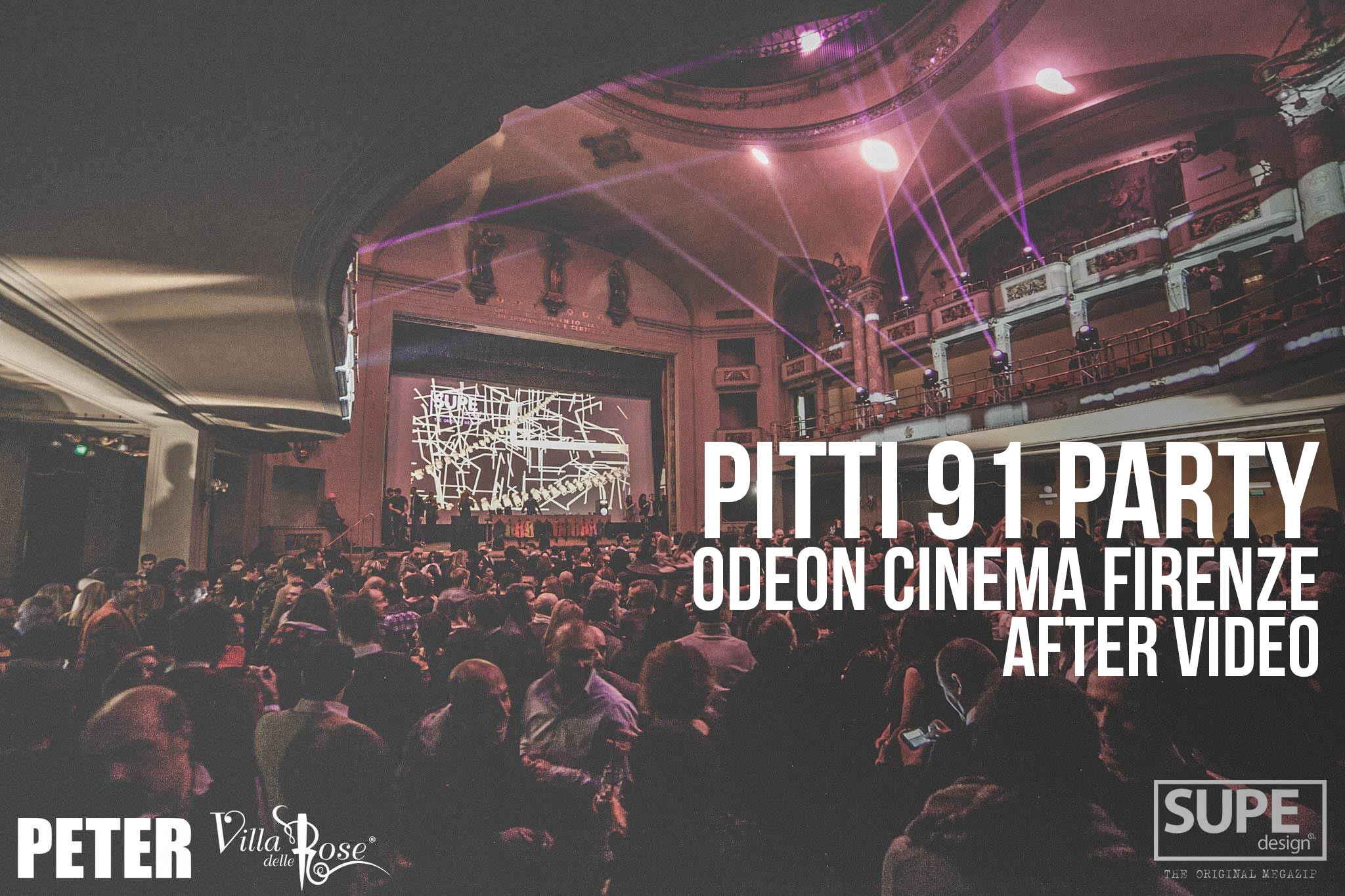 Supe'r Party Pitti Uomo 91 - After Video
