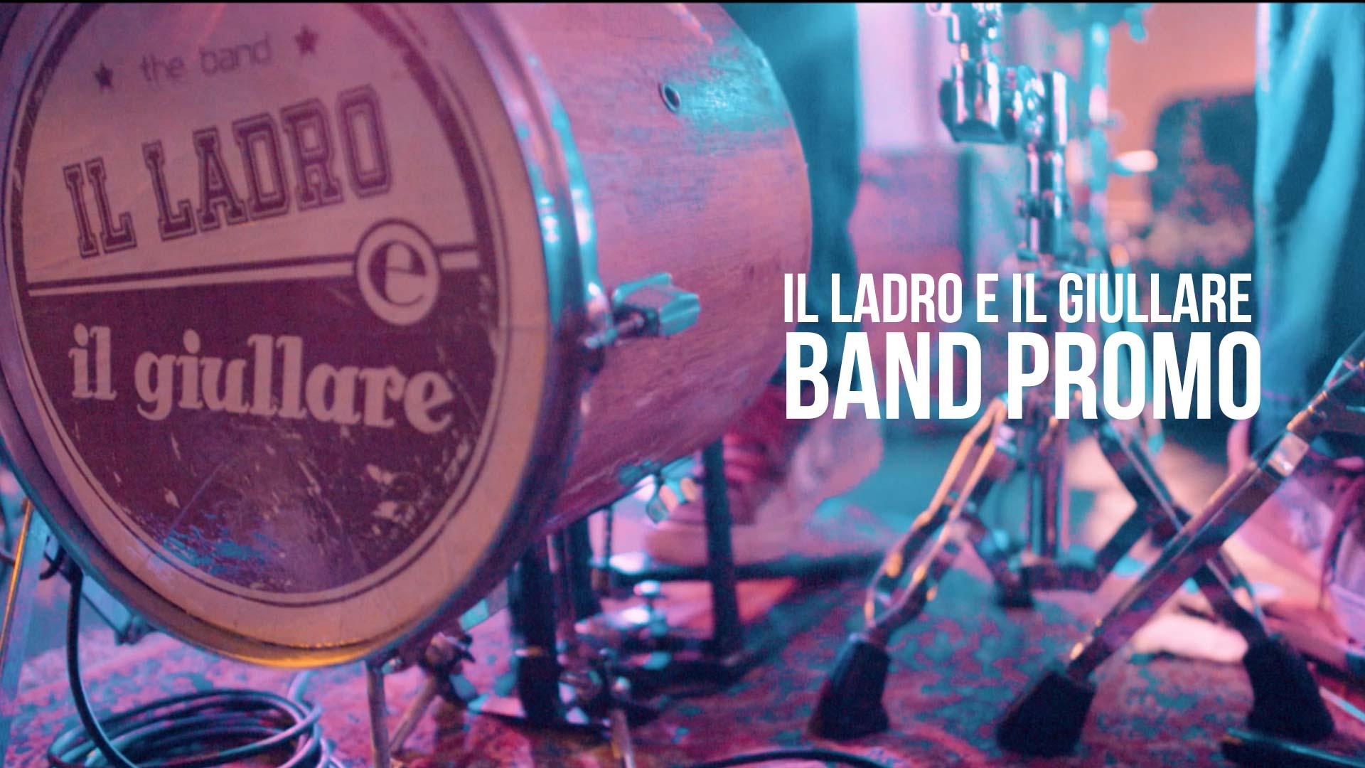Il ladro il giullare - band promo