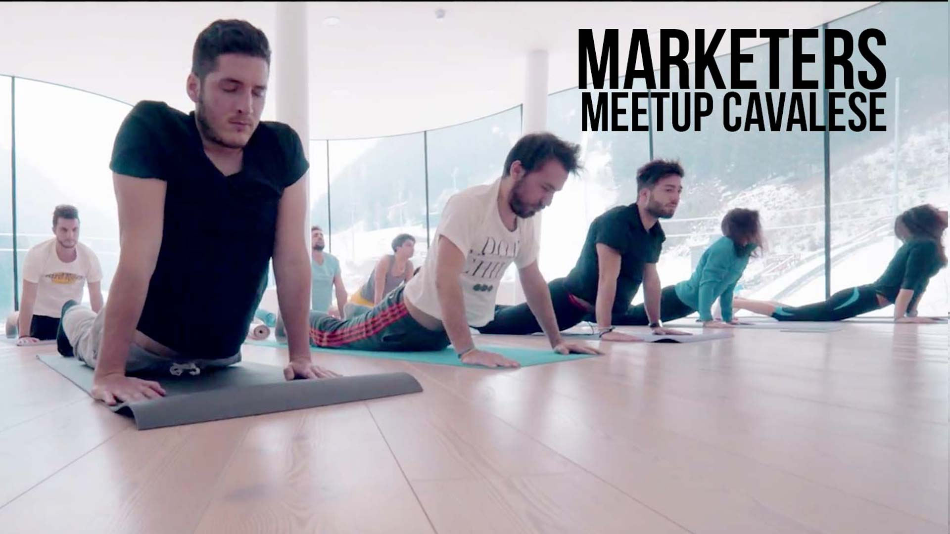 Marketers meetup - Cavalese