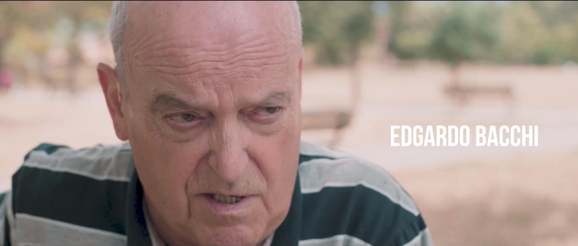Edgardo Bacchi - Candidato Consigliere