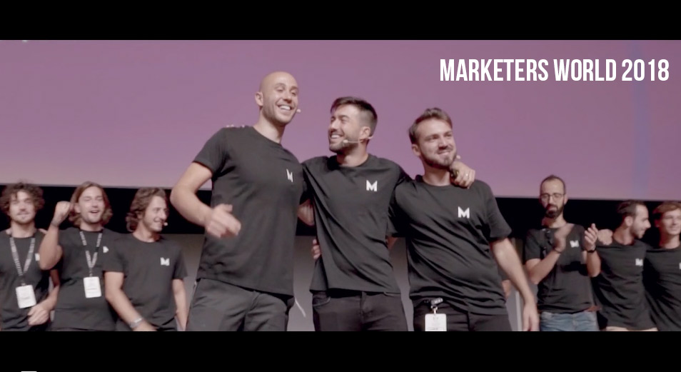 Marketers World 2018 - After Movie